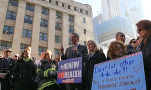 Zadroga 9/11 Health and Compensation Act World Trade Center attacks Congress