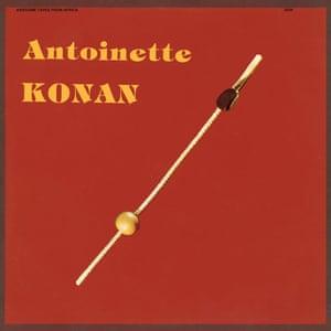 Antoinette Konan: Antoinette Konan album art work
