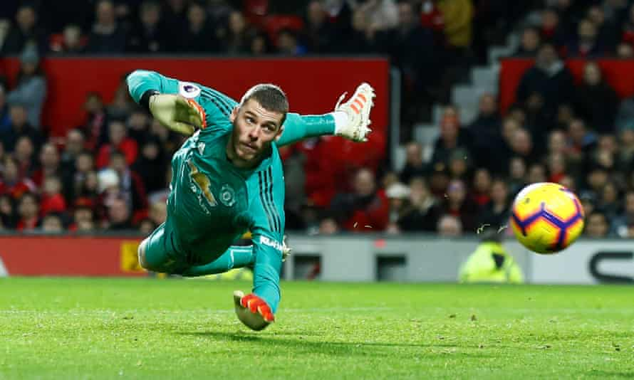 David de Gea and Manchester United have so far been unable to agree terms over a new contract.