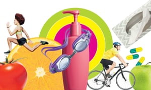 Eat more plants and get on your bike.