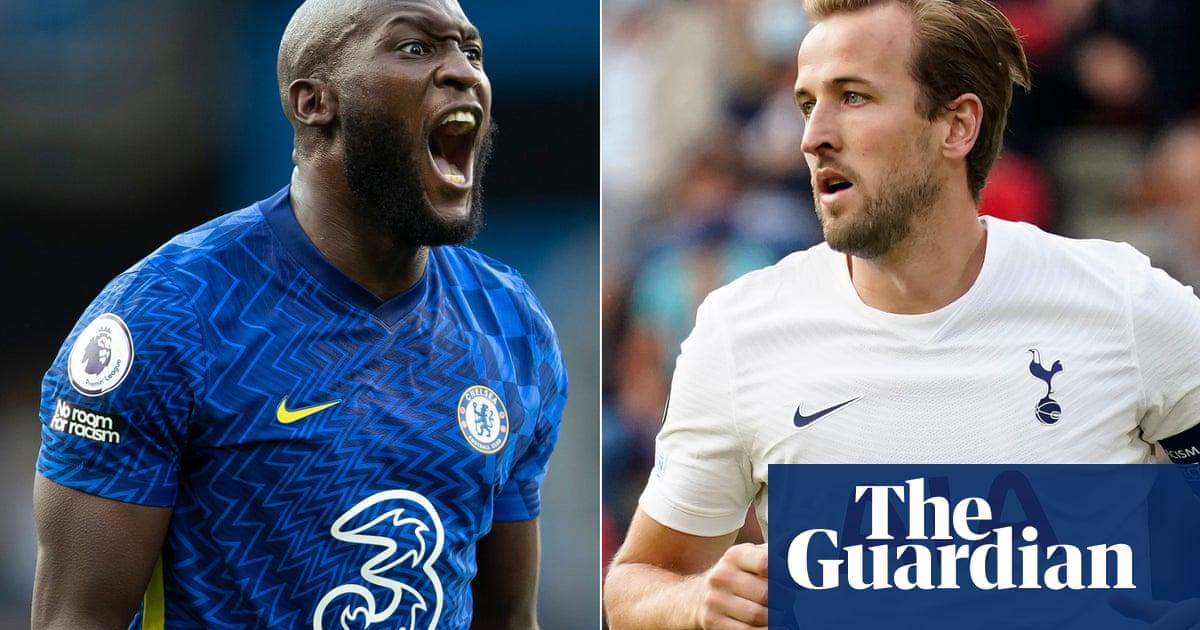 Romelu Lukaku is flying at Chelsea while Harry Kane is stuck in stasis
