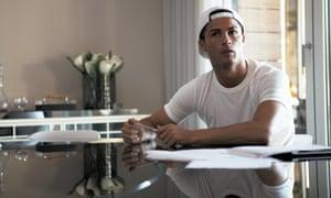 Cristiano Ronaldo describes his agent, Jorge Mendes, as 'the best, the Cristiano Ronaldo of agents'.