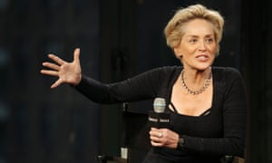 Sharon Stone: 'No one wanted to pay me. I remember sitting in my kitchen with my manager and just crying.'
