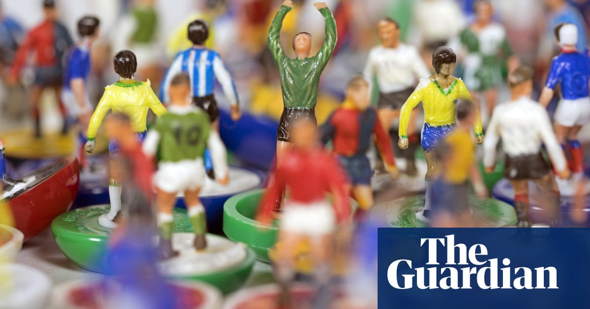 Finger flickin good: Subbuteo through the ages – in pictures