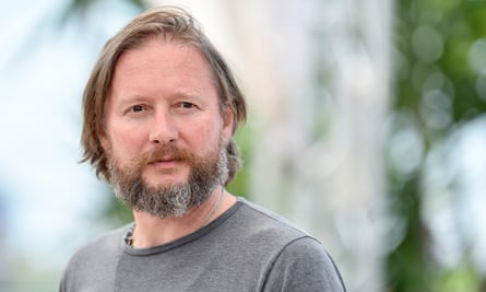 David Mackenzie at the Cannes film festival in May this year, for the showing of Hell or High Water