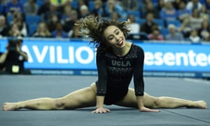 UCLA's Katelyn Ohashi out to punctuate viral season with