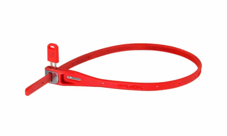 Bike locks, £14.99 pairhiplok.com