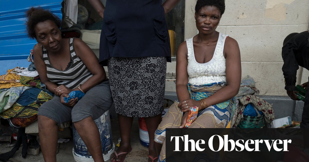 No food, no shelter, no livelihood: families in Mozambique hit by