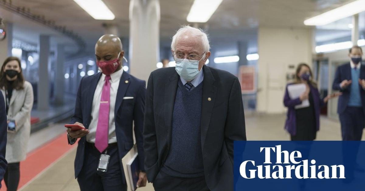 Sanders' minimum-wage effort looks doomed as Covid bill hits roadblocks