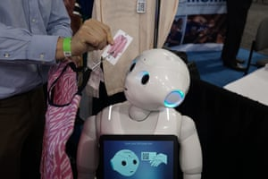 Rogero's fashion retailer robot