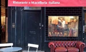 Macellaio RC, Exmouth Market, London