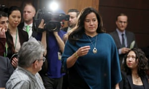 Jody Wilson-Raybould's appearance before the committee marked her first public comments on the scandal.