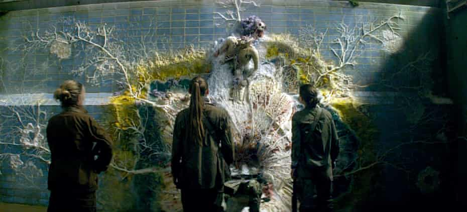 'It was so unfaithful to the book …' The 2018 film adaptation of Annihilation.