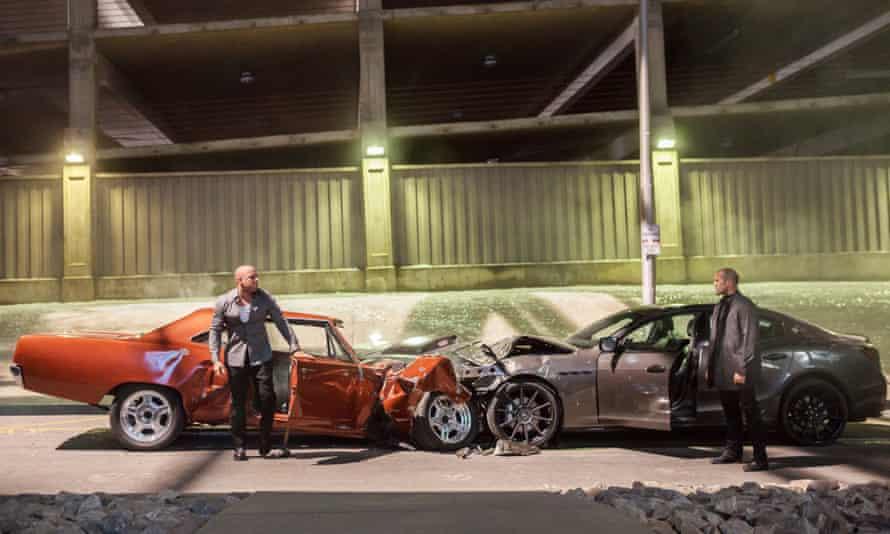 Furious 7 took $390m in China.