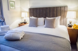 Tulse Hill Hotel Bedroom
