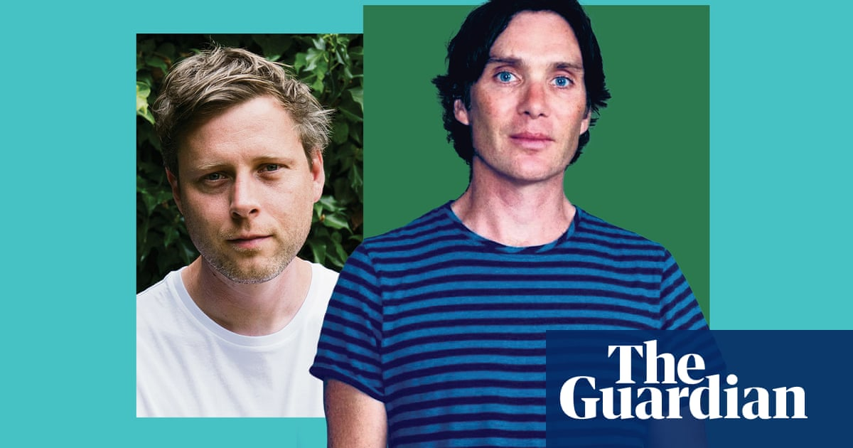 'A pained love letter to boyhood': Cillian Murphy and Max Porter on their new film