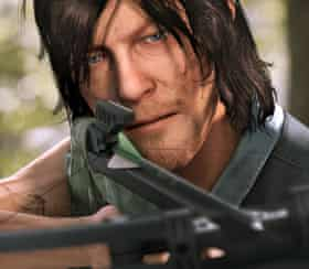 The Walking Dead- No Man's Land