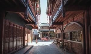 Old Town, Lijiang, China