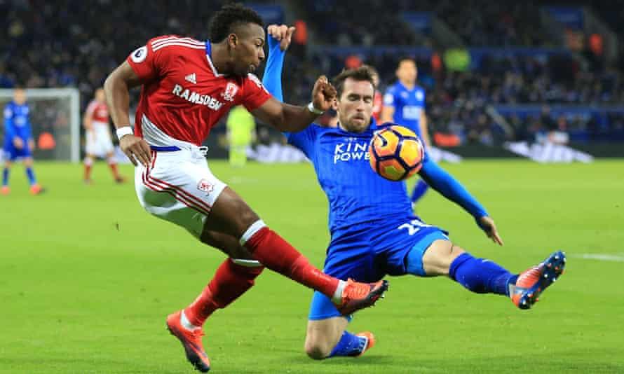 Adama Traoré for Middlesbrough