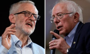 Corbyn and Sanders vow to crack down on fossil fuel firms ...