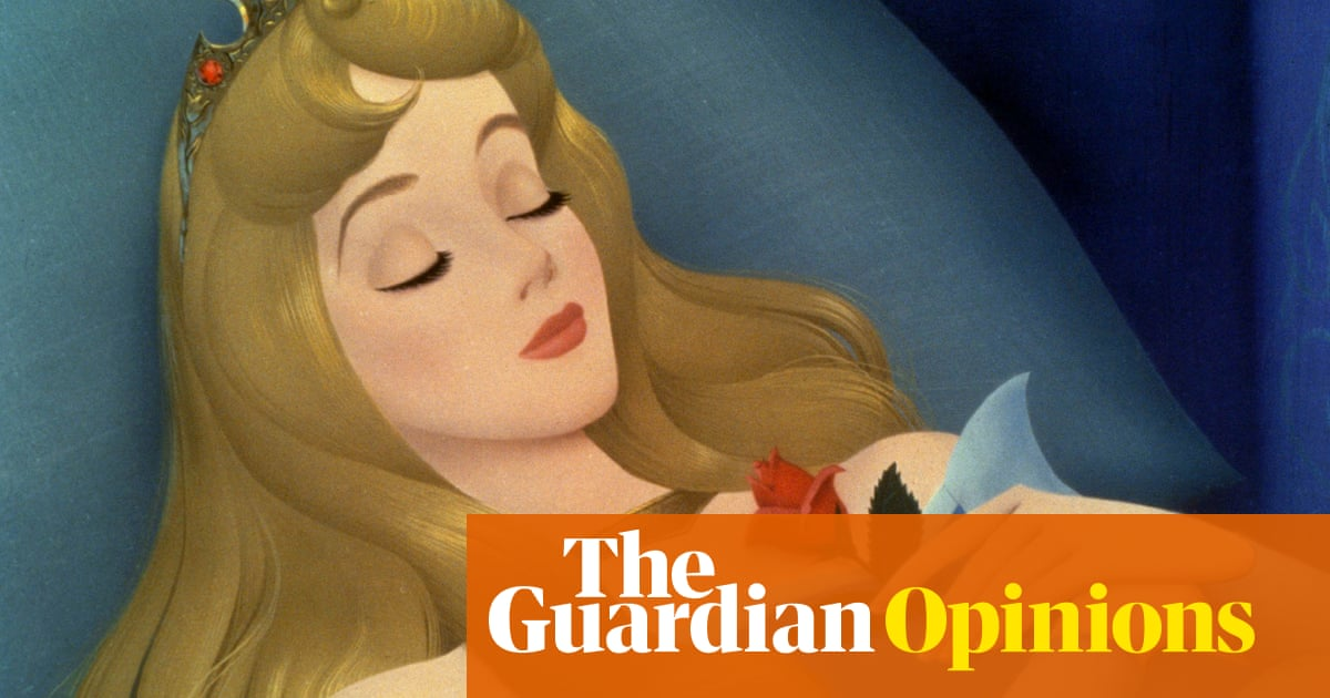 Once upon a sexual assault … it's not outrageous for