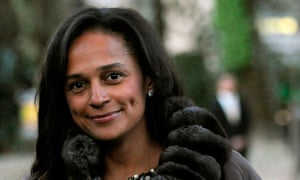 Isabel dos Santos has denied all allegations of wrongdoing.