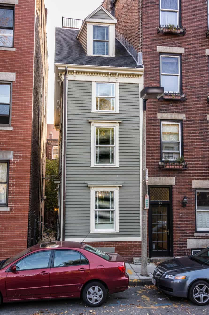 Skinny House, Boston, Massachusetts