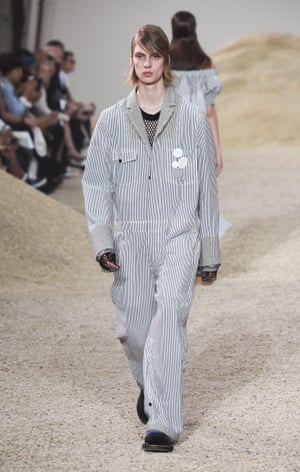 Sacai all-in-one overall