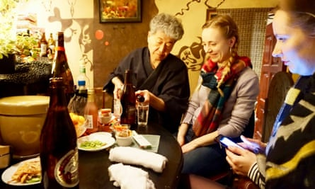 """nomihodai"" bar osaka japan"