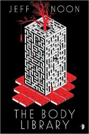 The Body Library by Jeff Noon