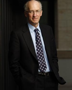 HS2 chairman Sir David Higgins: already on the defensive.