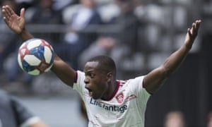 Nedum Onuoha spent six years at Queens Park Rangers before joining Real Salt Lake in 2018