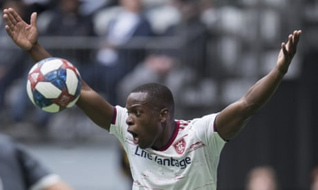 'I never feel 100% safe': MLS footballer Nedum Onuoha says he fears US police