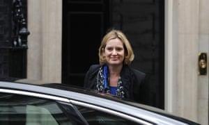 Amber Rudd, the energy secretary
