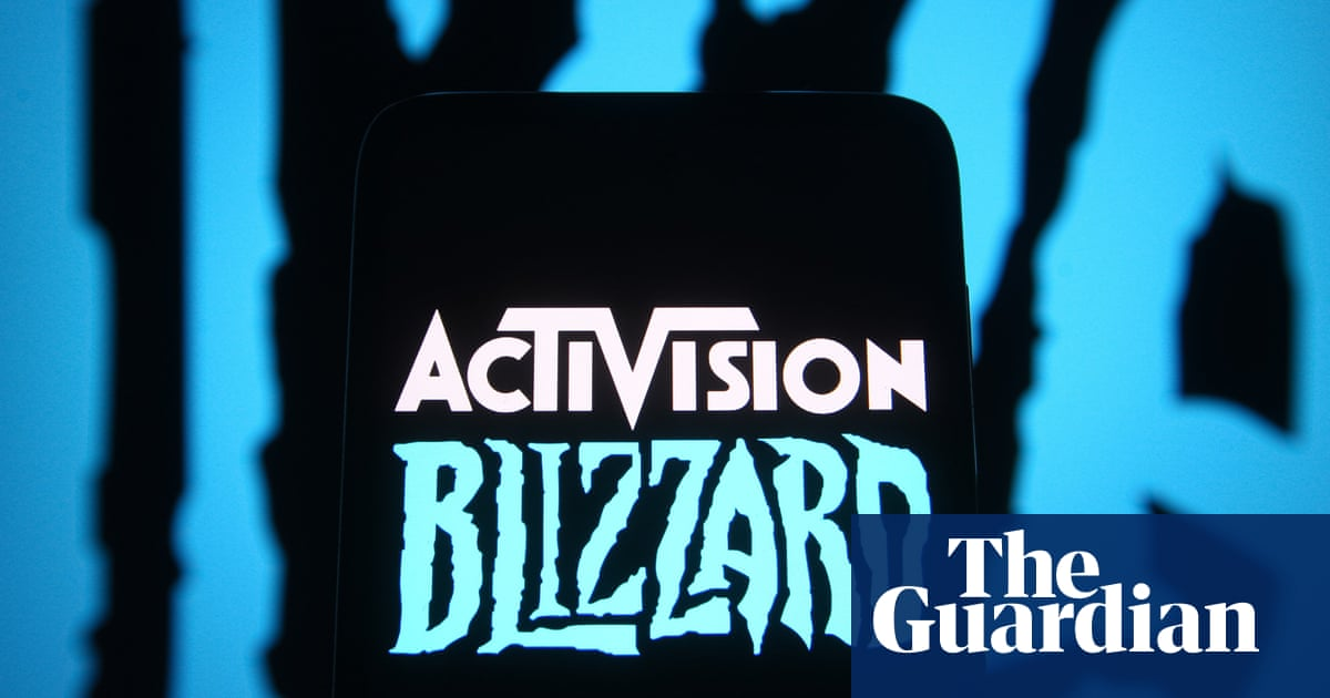 Video game company Activision Blizzard sued over 'frat boy culture' allegations