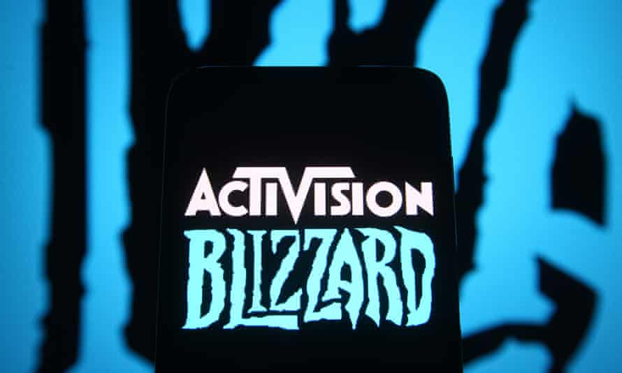 The complaint says Activision Blizzard Inc, one of the largest American video game developers and distributors, 'fostered a sexist culture'.