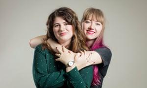 Ella Risbridger and Natasha Hodgson