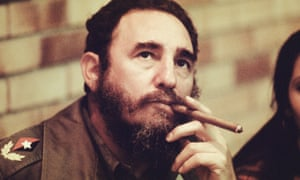 Fidel Castro, who has died at the age of 90.