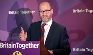 Paul Nuttall said Ukip would put 'country before party'.