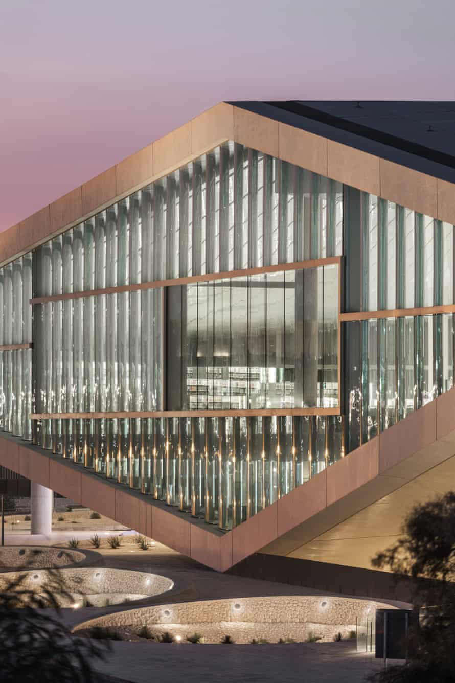 Qatar's National Library: European enlightenment or vast act of PR?