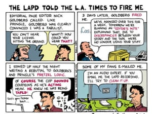 ted rall lapd la times