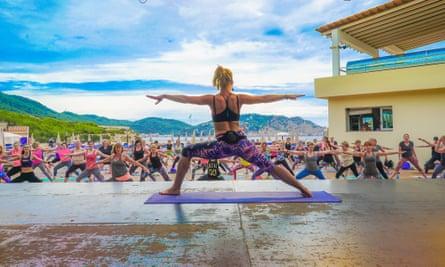 YogaFit Retreats, Ibiza