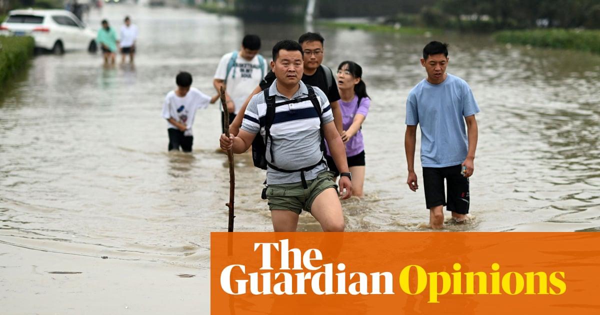 Xi Jinping should take the Zhengzhou floods as a warning from China's history
