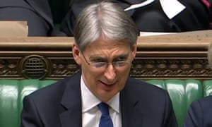 Chancellor Philip Hammond had some funds to give to UK charities, but overseas aid is set to fall.