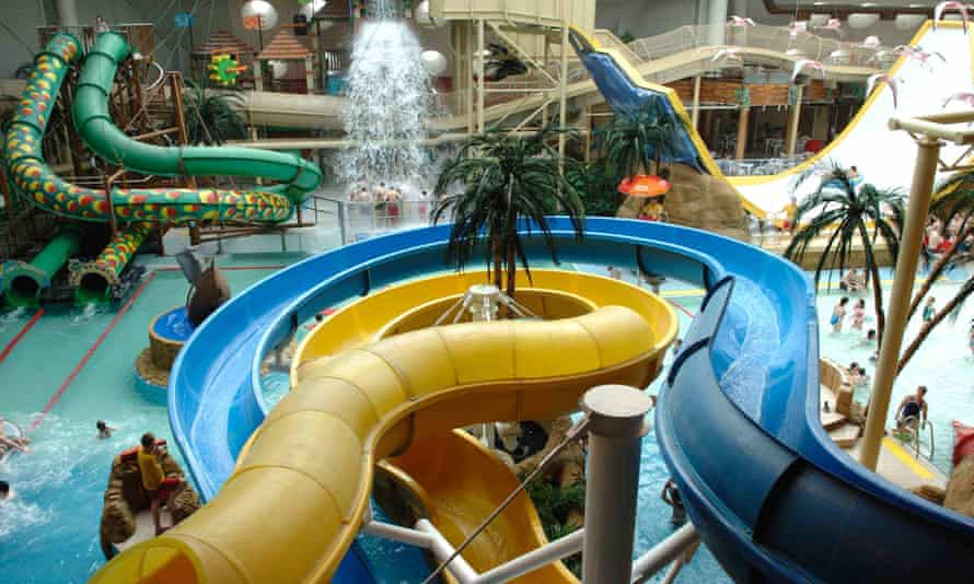 10 Great Waterparks In The Uk Readers Tips Water Sports Holidays The Guardian