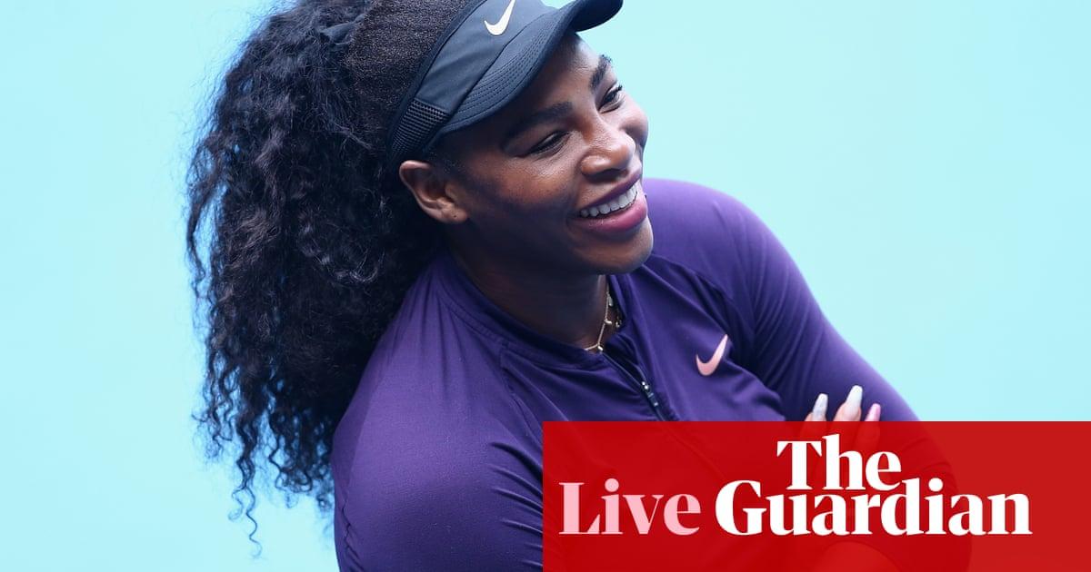 Australian Open 2020: day one - live!