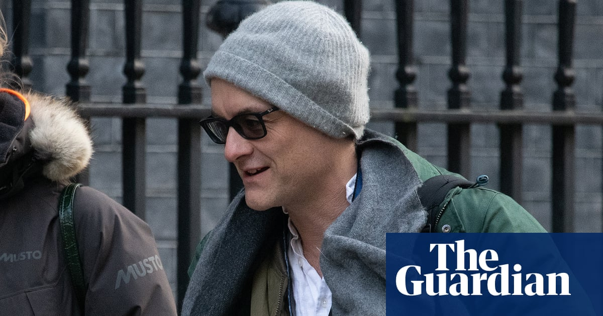 No 10 under pressure to say whether it vetted 'racist' Andrew Sabisky