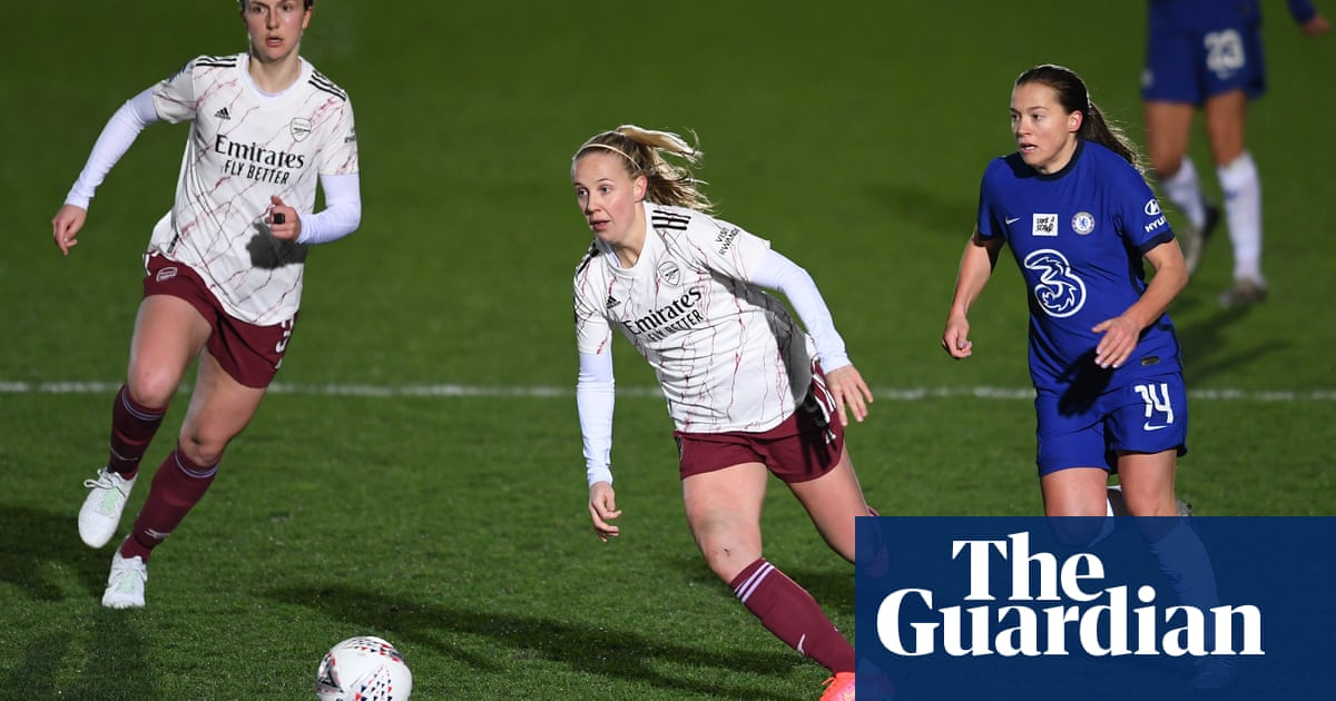 Chelsea open WSL title defence at Arsenal as part of tough start for both