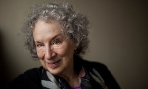 'It is our world, except with a few twists' … Margaret Atwood.