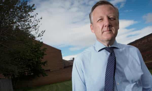 Kevan Jones MP.